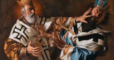 Intoleráns szentek I. rész – Szent Miklós püspök