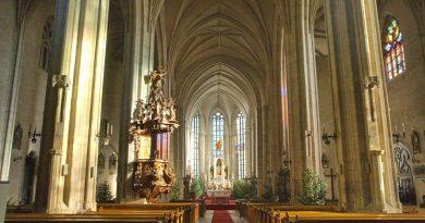 Szeretem a gótikus katedrálisokat…